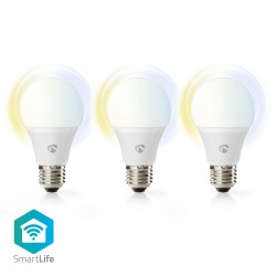 Wi-Fi smart LED-lampen -...