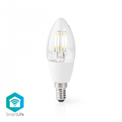 Wi-Fi Smart LED-Lamp - E14...
