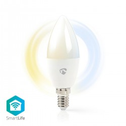 Wi-Fi smart LED-lamp -...