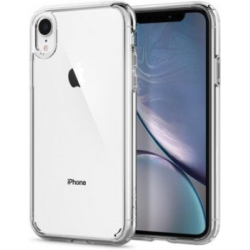 iPhone XR Transparante TPU...